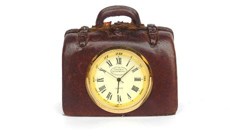 Brief Case CLOCK(ブリーフケース時計) B0310 [The Original Book Works]