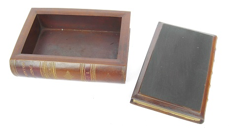 TWO BOOKS CASE(小物入れ)[The Original Book Works]