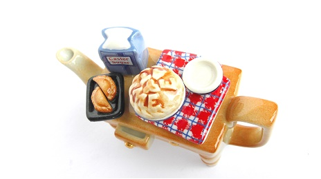 Baking Day:Cardew Design Teapots 1cup:パン作り ティーポット 1カップ用