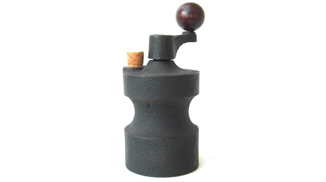 VINTAGE Robert Welch PEPPER GRINDER MILL:ヴィンテージ ローバート・ウェルチ ペッパーミル 黒
