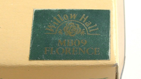 FLORENCE MB09 帽子ブローチ:HAT BROOCH Jane Asher Willow Hall