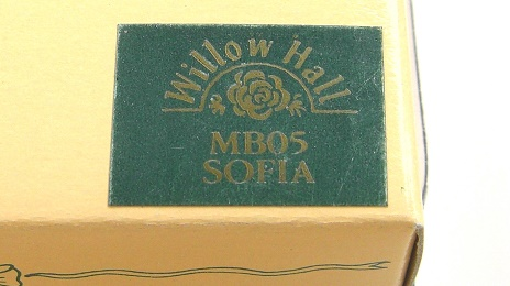 SOFIA MB05 帽子ブローチ:HAT BROOCH Jane Asher Willow Hall