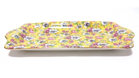 Large Sandwich Tray:SOPHIE CHINTZ JAMES SADLER
